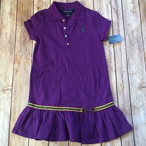 NWT Ralph Lauren short sleeve dress - 5